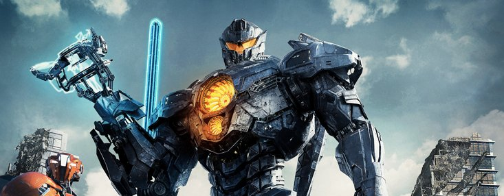 """Pacific Rim: Uprising - Robots, monsters and plot"" cover photo"