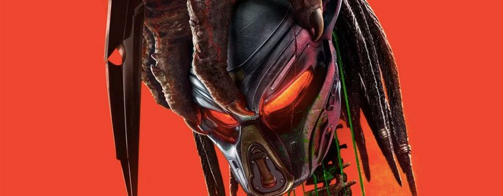 """The Predator - A monster's evolution"" cover photo"
