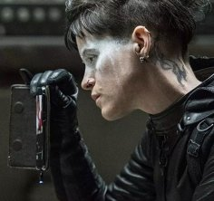 The Girl in the Spider's Web - Fighting Real Monsters