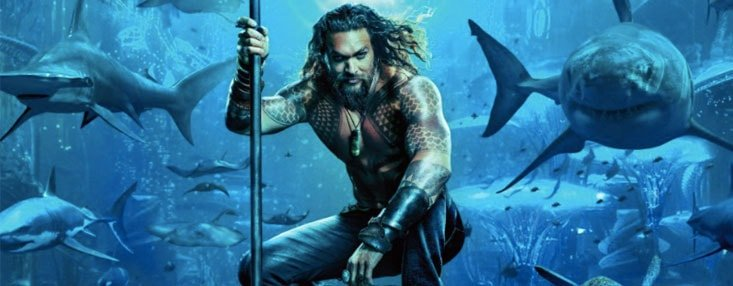 """Aquaman - DC starts getting momentum"" cover photo"