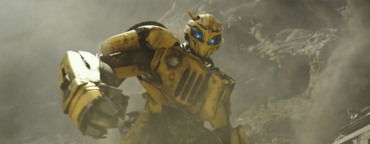 """Bumblebee - A beautiful ""Goodbye"" or a wonderful ""Hello""?"" cover photo"
