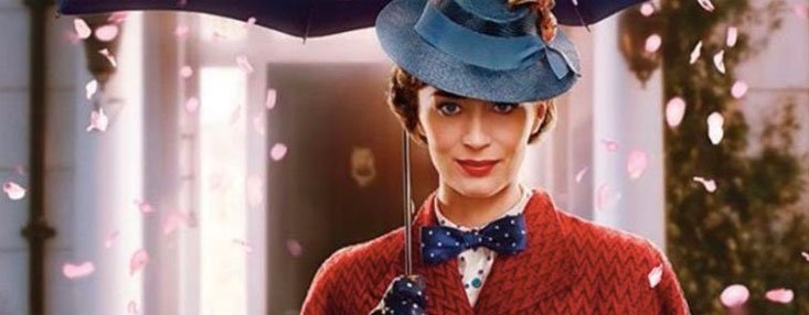 """Mary Poppins - A magical year's end"" cover photo"