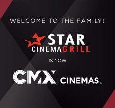 CMX Cinemas to Acquire Star Cinema Grill