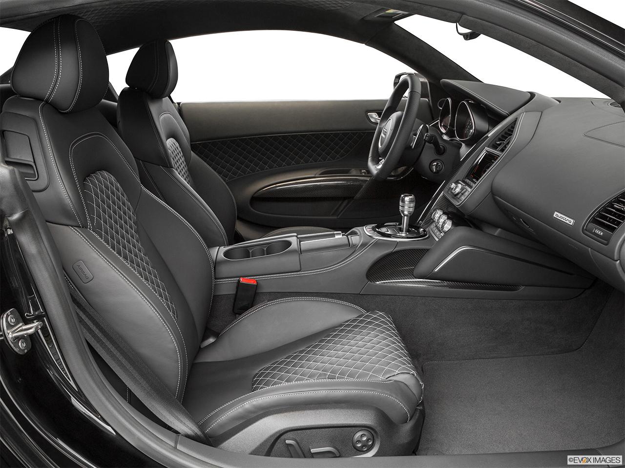 2015 audi r8 conv manual quattro spyder v8 front angle view rh carnow com Audi R8 Automatic Audi R8 Manual Transmission