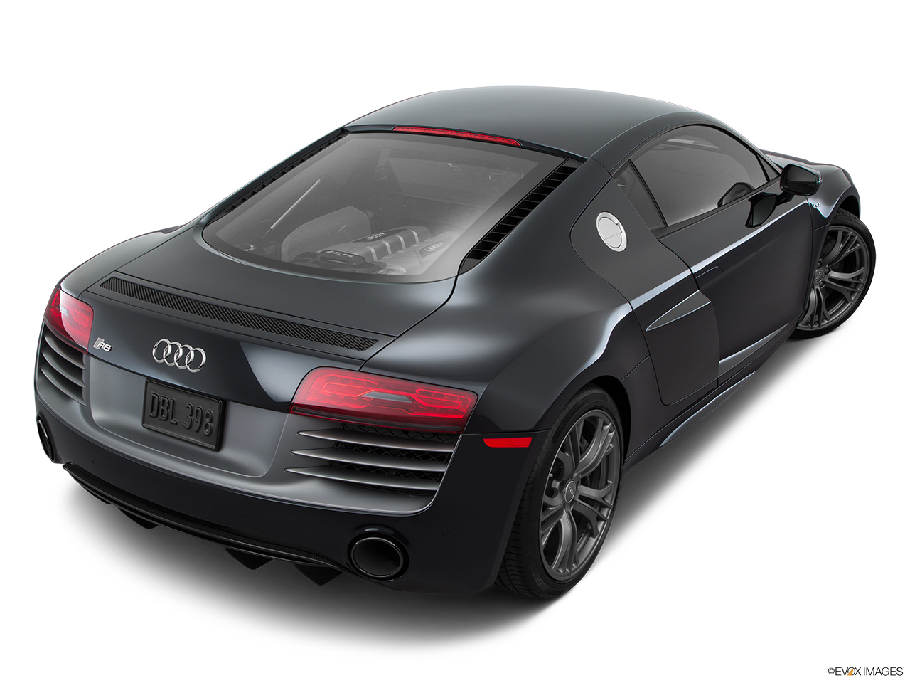 2015 Audi R8 Conv Automatic Quattro Spyder V10 Front Angle View