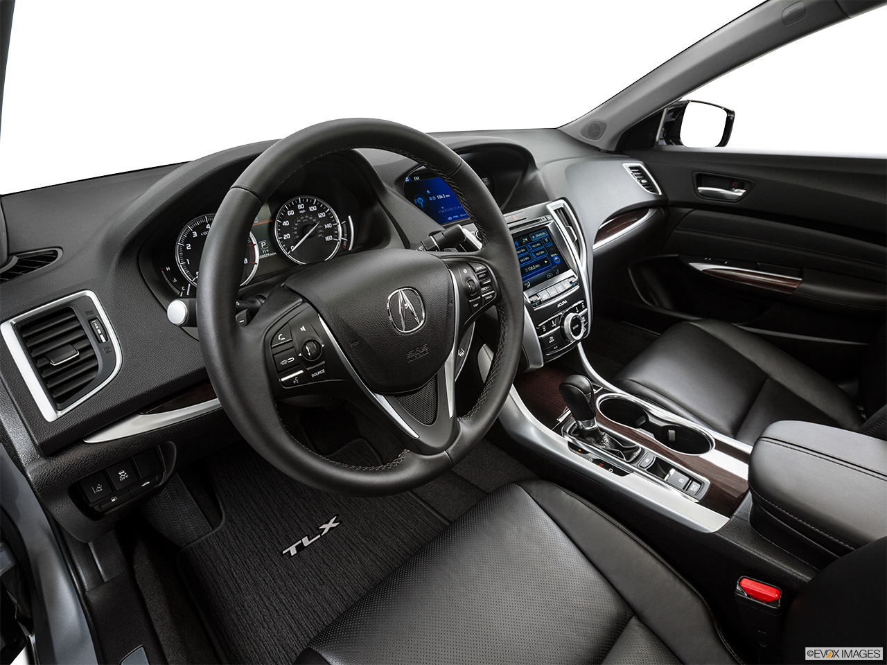 2015 Acura TLX FWD Sedan   Interior Hero (driveru0027s Side)