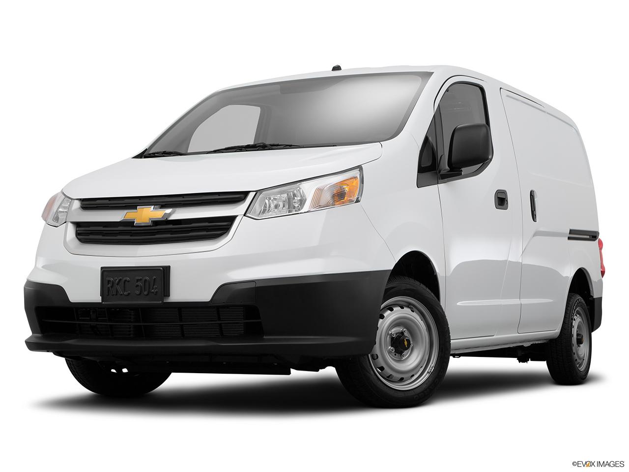 Chevrolet Van 2015