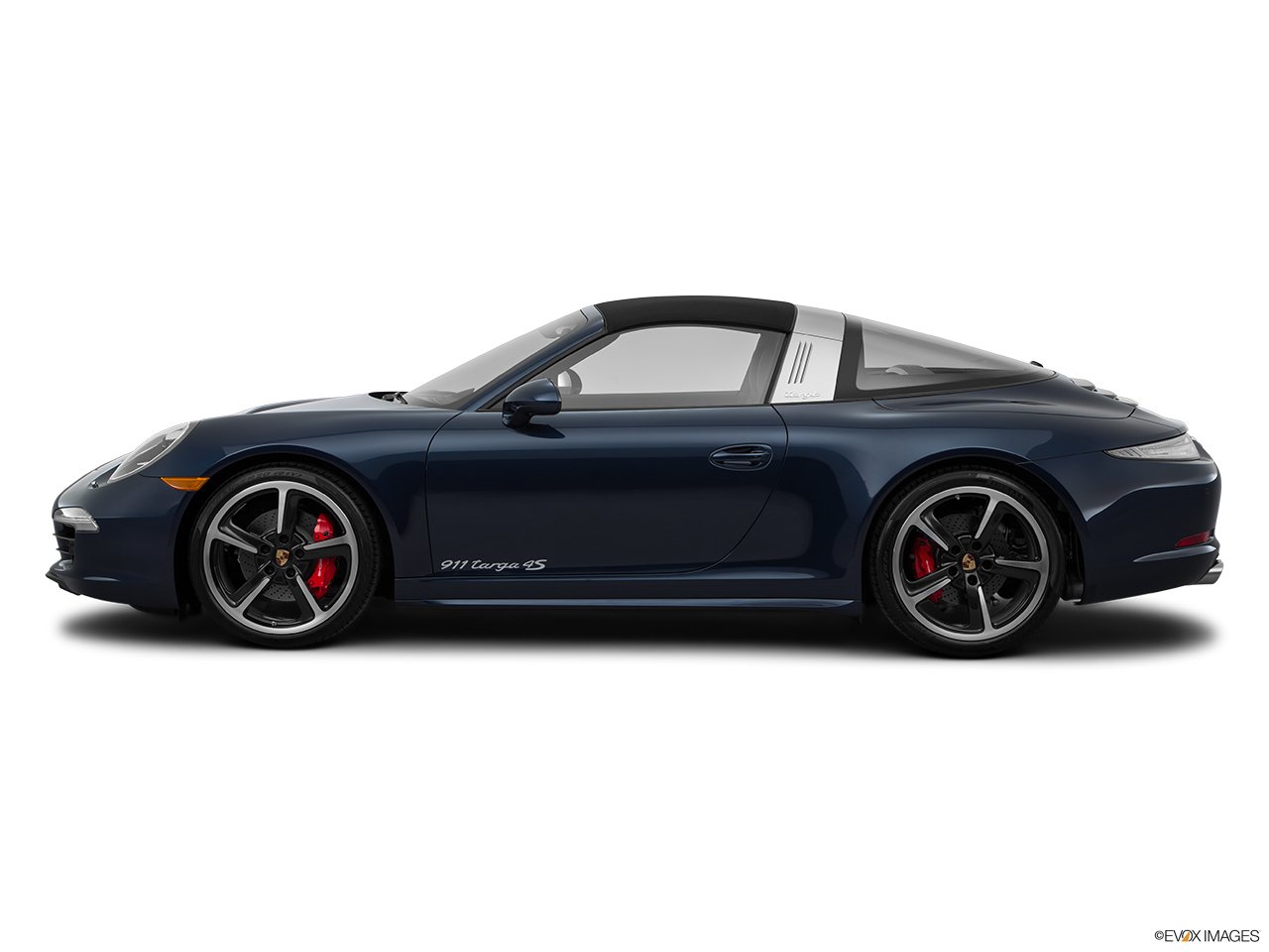 2016 Porsche 911 2 Door Targa 4 - Drivers side profile, convertible ... Cars
