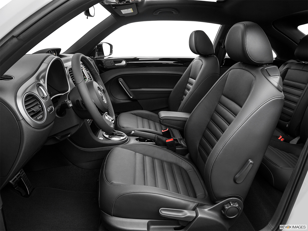 Vw leather driving gloves - 2015 Volkswagen Beetle Coupe 2 Door Dsg 2 0t R Line Front Seats From