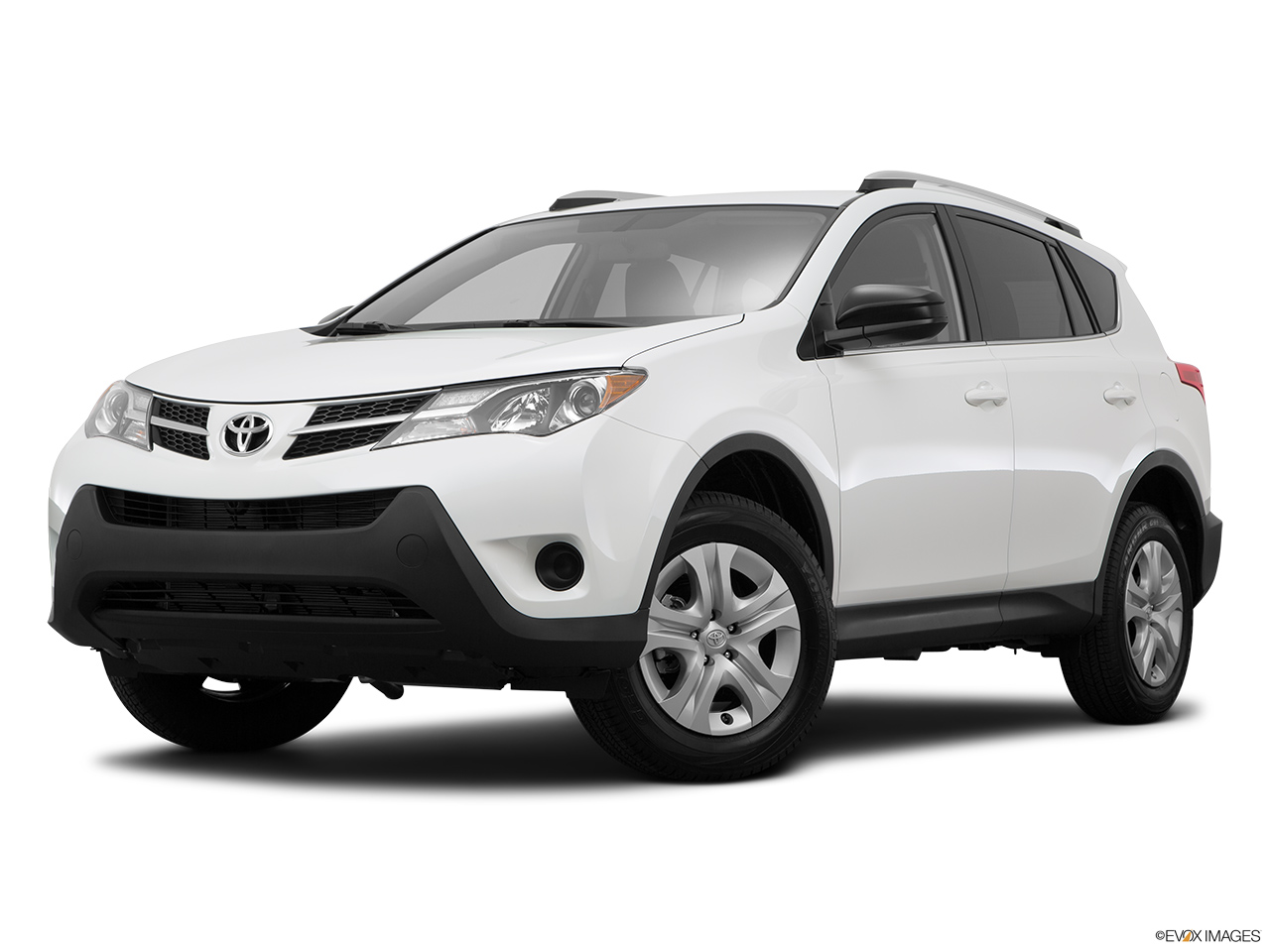 2015 Toyota Rav4 Awd 4 Door Le Gs Front Angle Medium View
