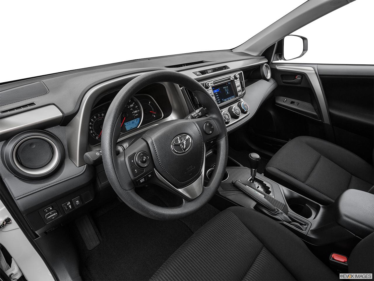 Toyota Rav4 2015 Interior