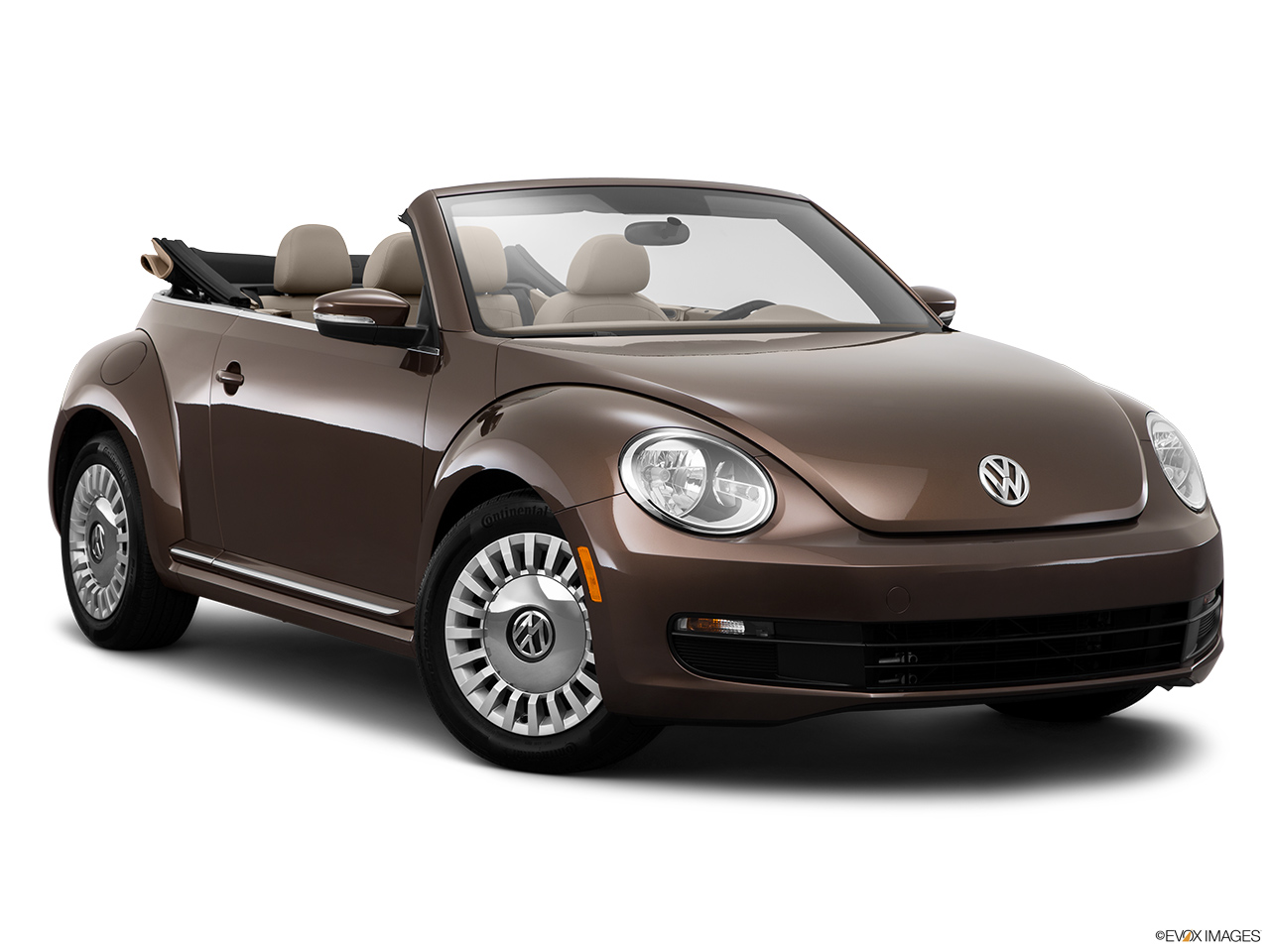 2015 Volkswagen Beetle Convertible 2 Door Manual 2.0T R-Line - Front  passenger 3