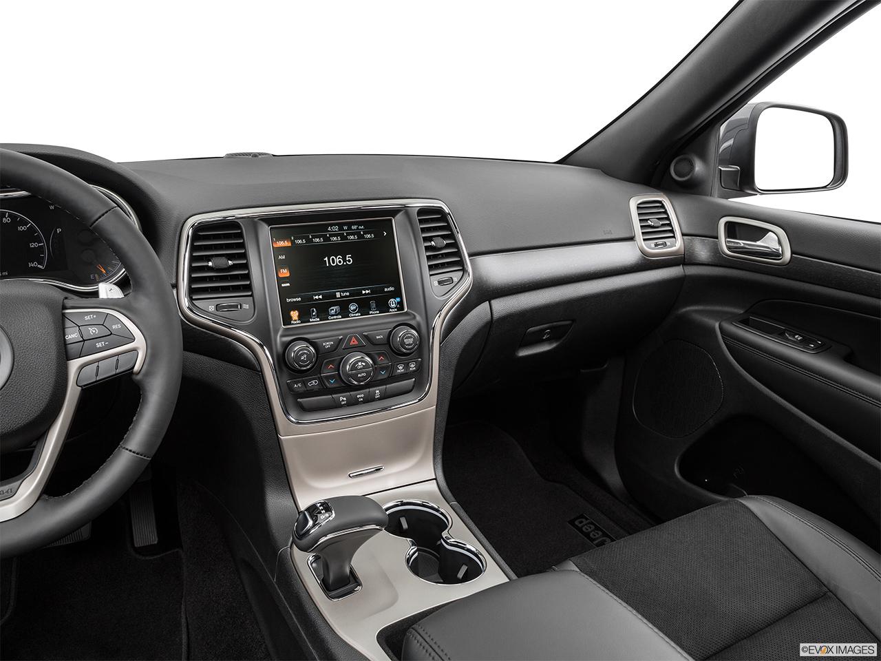 2015 Jeep Grand Cherokee 4wd 4 Door Altitude