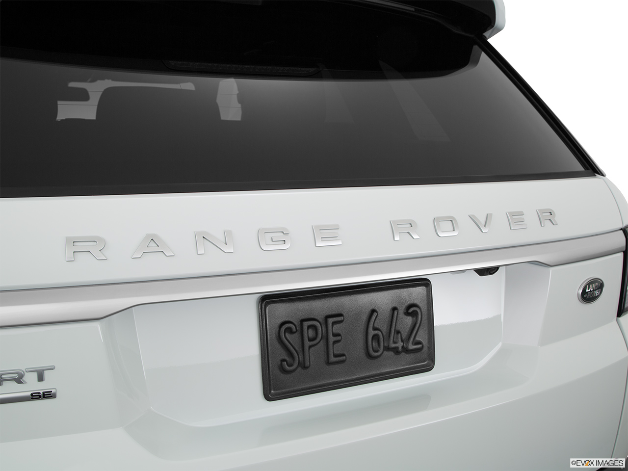 2015 Land Rover Range Rover Sport 4wd 4 Door Se Rear