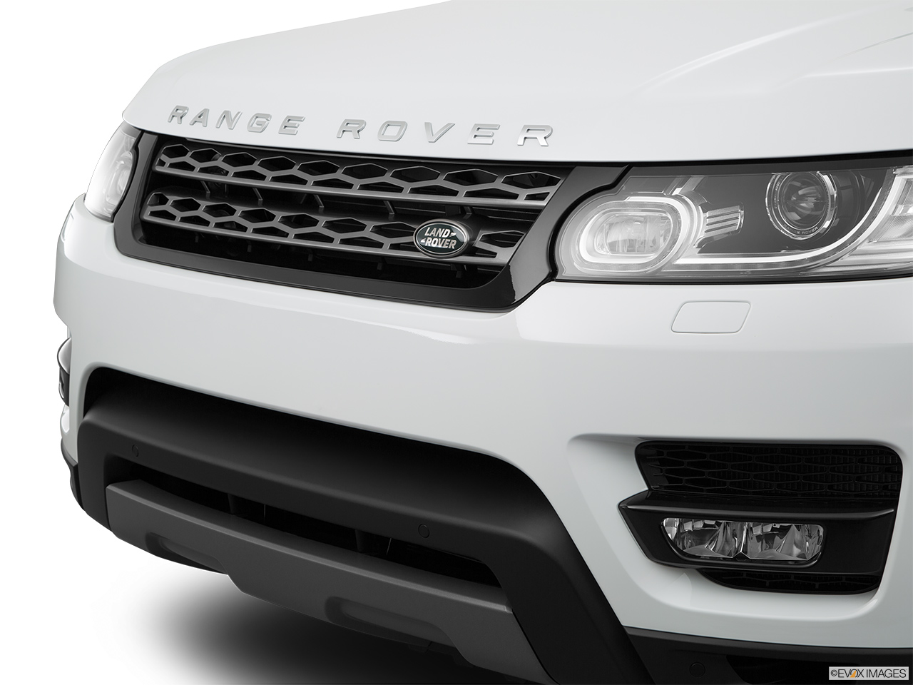 Range Rover Sport Supercharged >> 2015 Land Rover Range Rover Sport 4WD 4 Door Supercharged - Close up of Grill