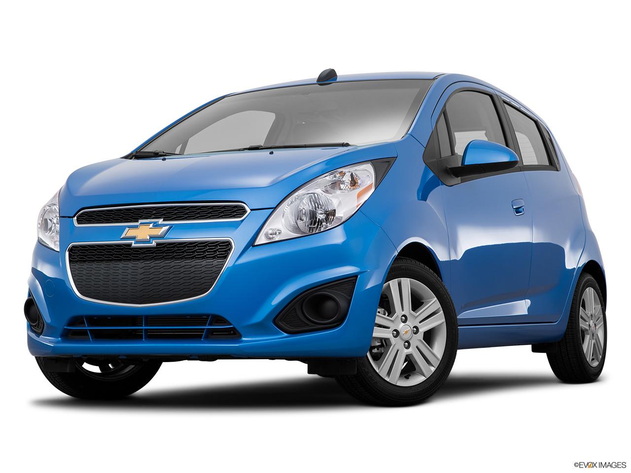 2015 Chevrolet Spark 5 Door Cvt Ls Hatchback Front Angle