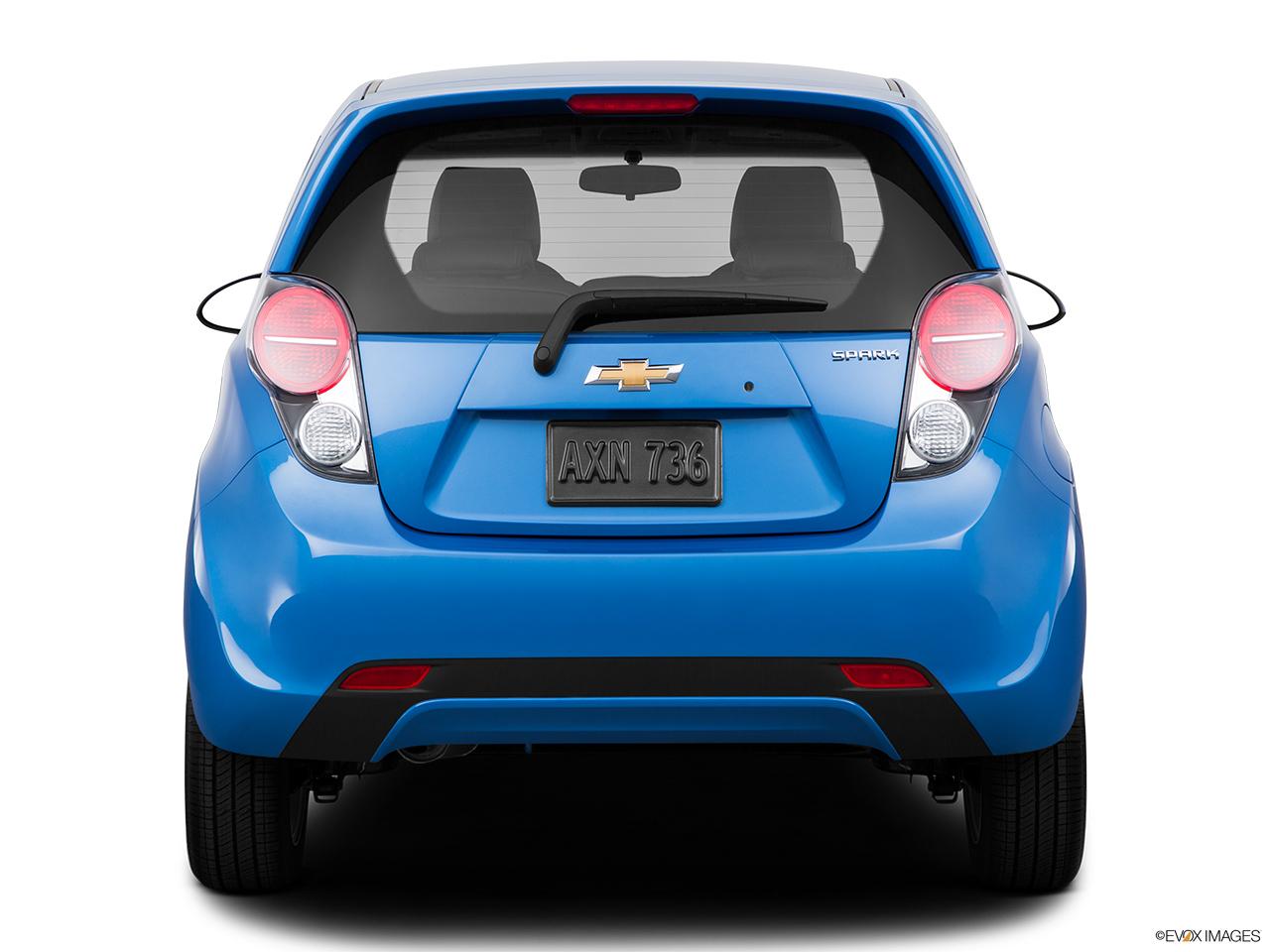 2015 Chevrolet Spark 5 Door Manual LT w/1LT Hatchback - Low/wide rear