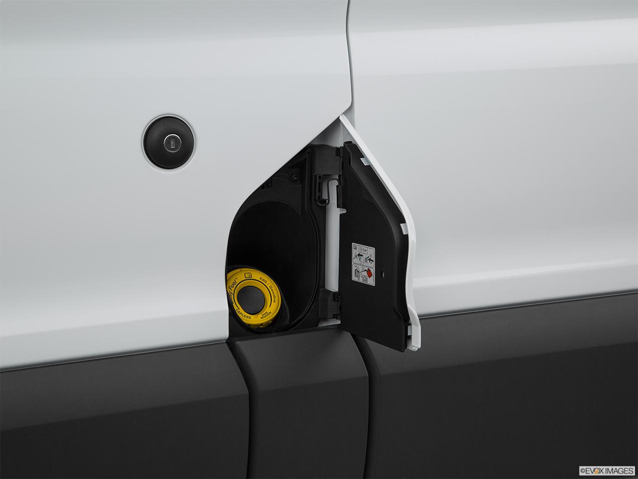 2016 Ford Transit Connect Wagon 4 Door Lwb Titanium W Rear