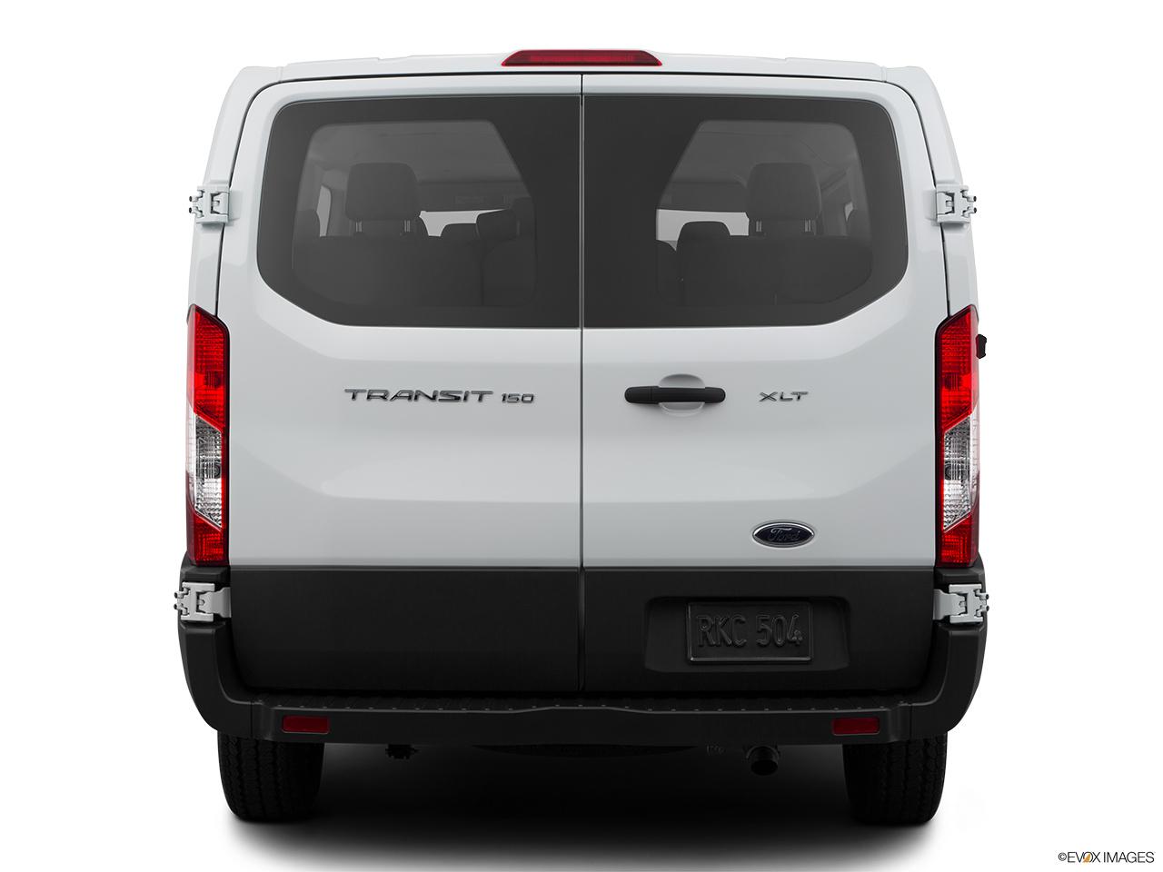 Ford Transit Xlt >> 2015 Ford Transit Wagon T-350 148 Med Roof XL Sliding RH Dr - Low/wide rear