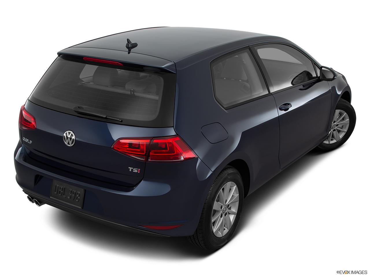 2015 Volkswagen Golf 2 Door Manual Launch Edition *Ltd Avail* Hatchback -  Rear 3