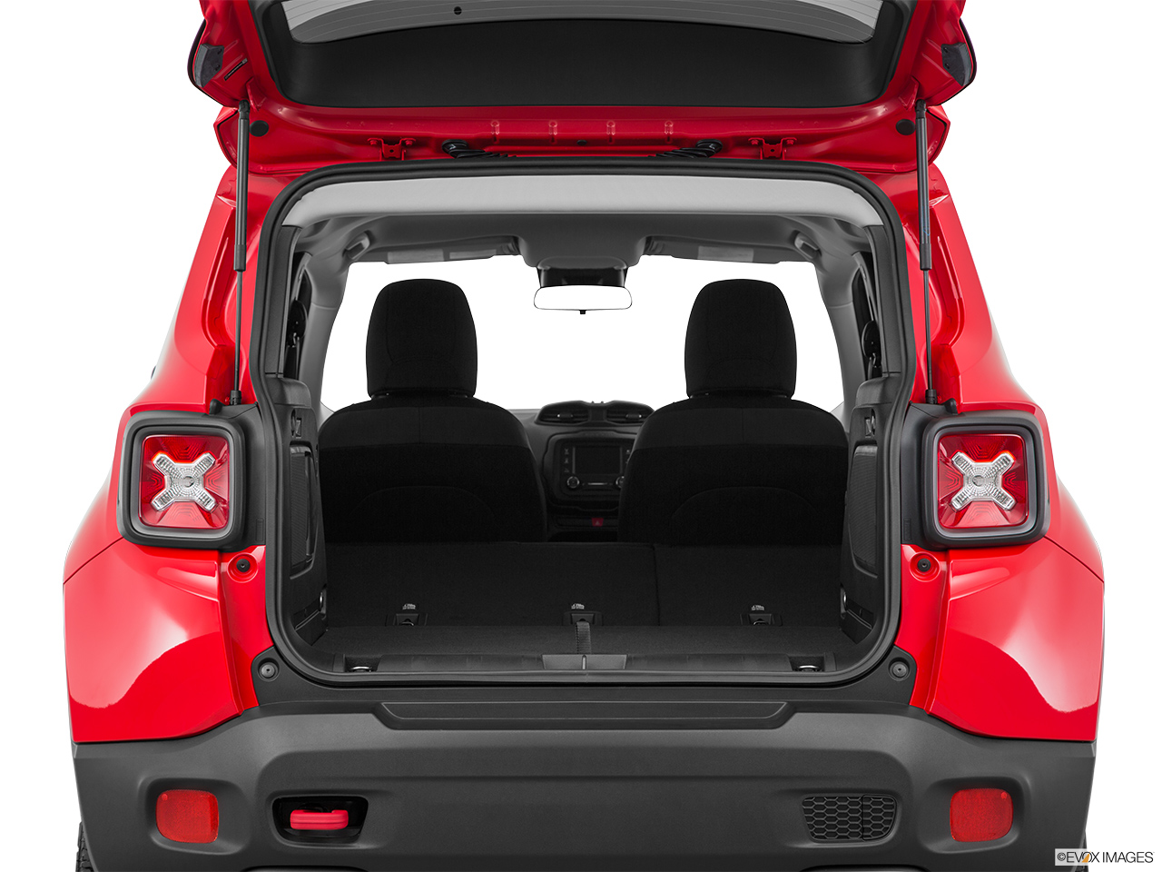 2015 Jeep Renegade 4WD 4 Door Trailhawk - Front angle view 2015 ...
