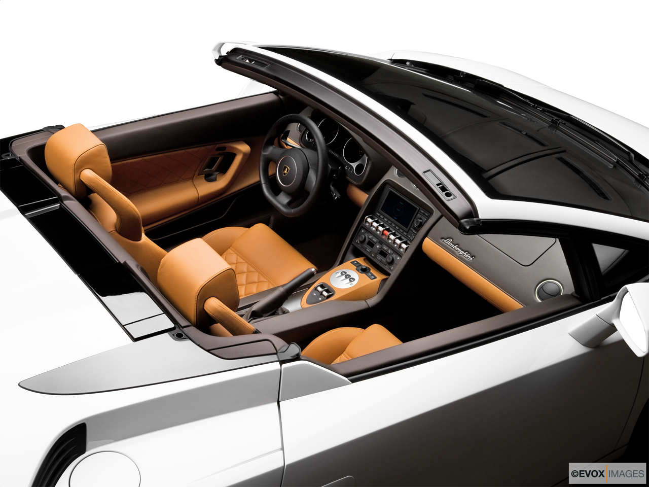 2013 Lamborghini Gallardo Convertible Lp570 4 Performante