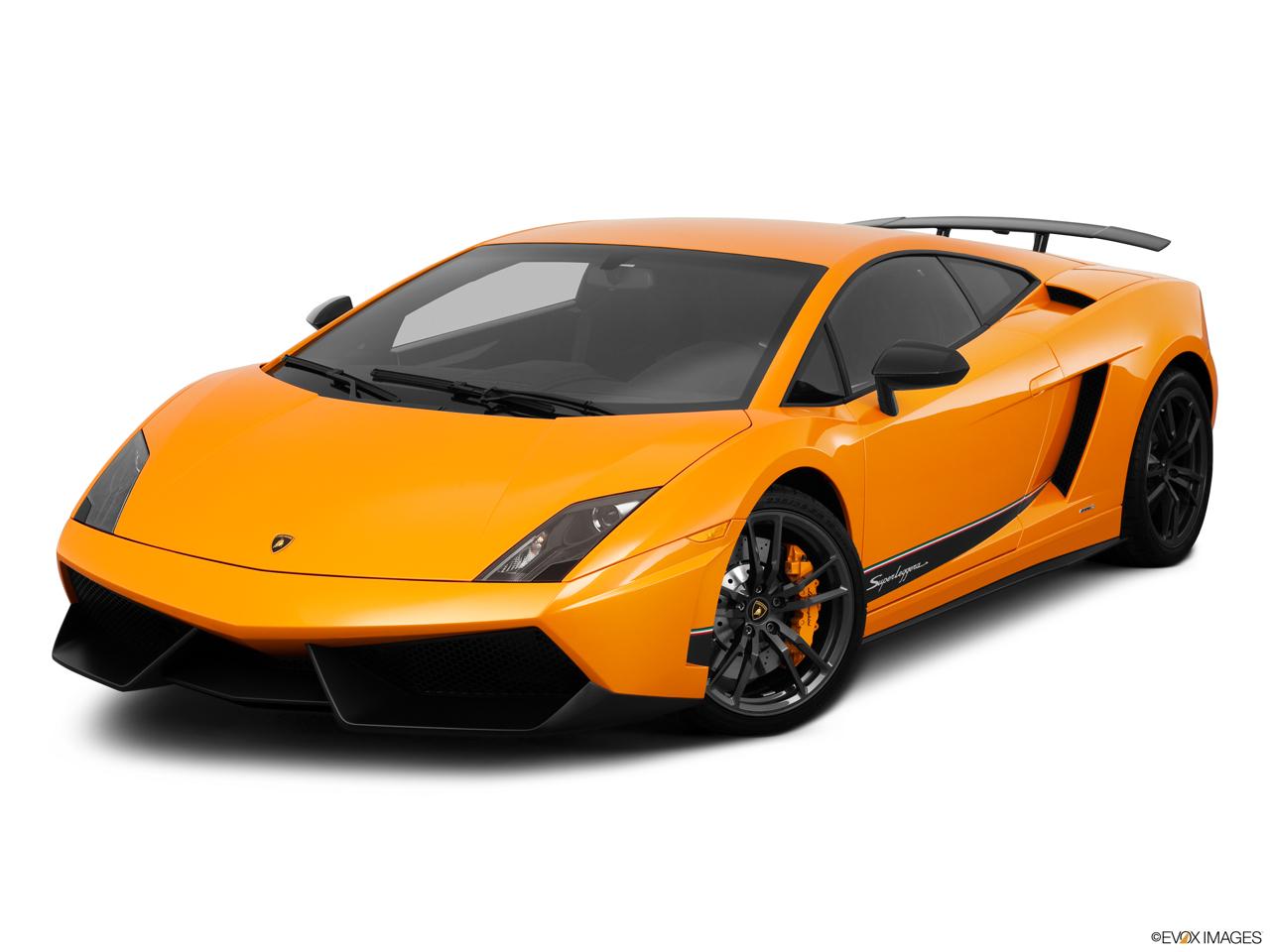 2013 Lamborghini Gallardo Coupe LP570 4 Super Trofeo Stradale   Front Angle  View