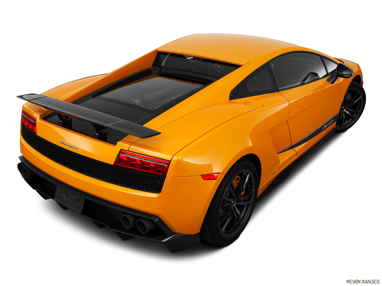 2014 Lamborghini Gallardo Coupe Lp570 4 Superleggera Edizione