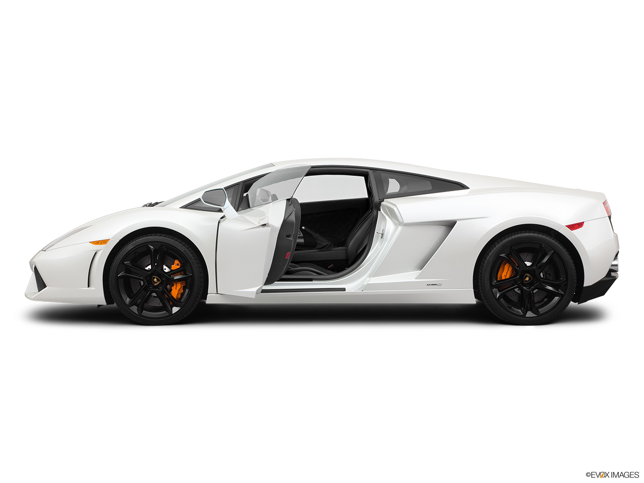 2014 Lamborghini Gallardo Coupe Lp560 4 Coupe Front Angle View