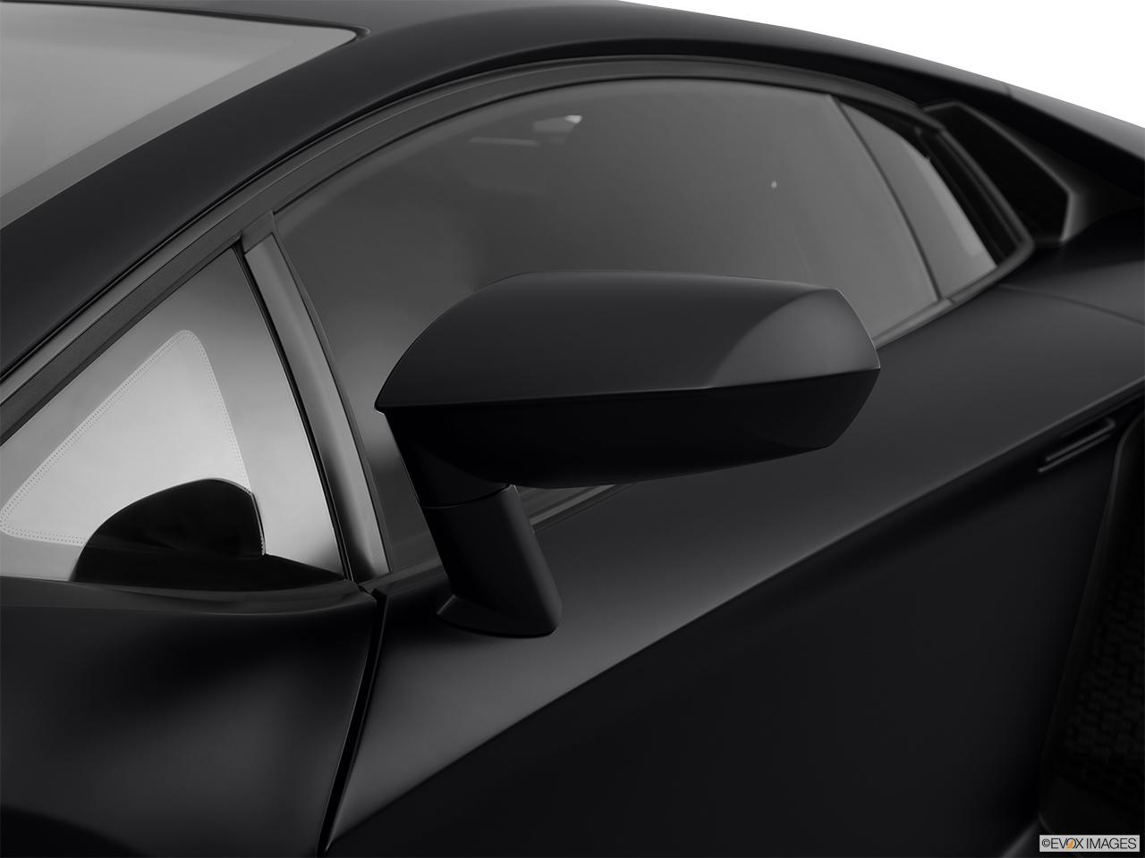 2013 Lamborghini Aventador Coupe Driver S Side Mirror Rear