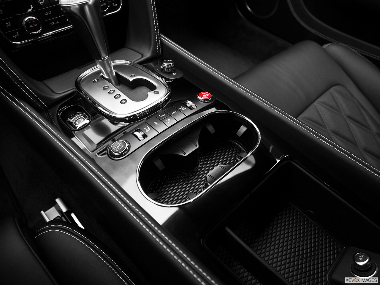 2014 Bentley Continental Gt Coupe Cup Holders