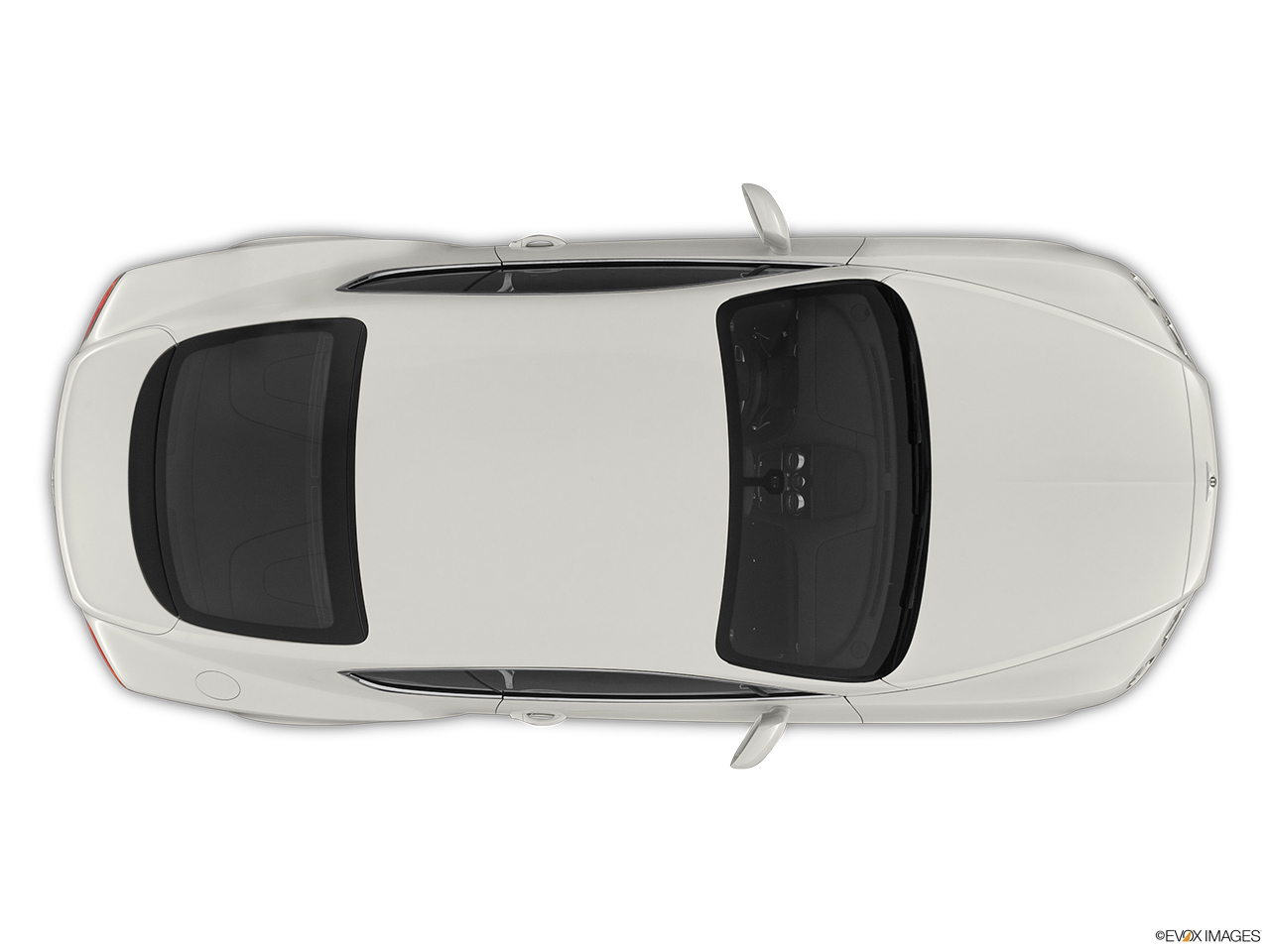 2016 Bentley Continental Gt W12 Coupe Overhead