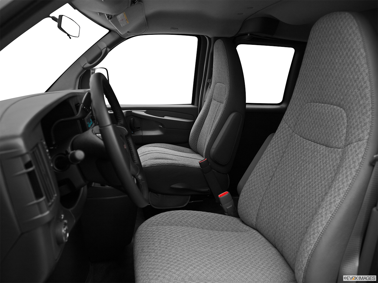 7776st1280051g 2014 gmc savana passenger rwd 3500 135 ls w2ls front seats from drivers sciox Images