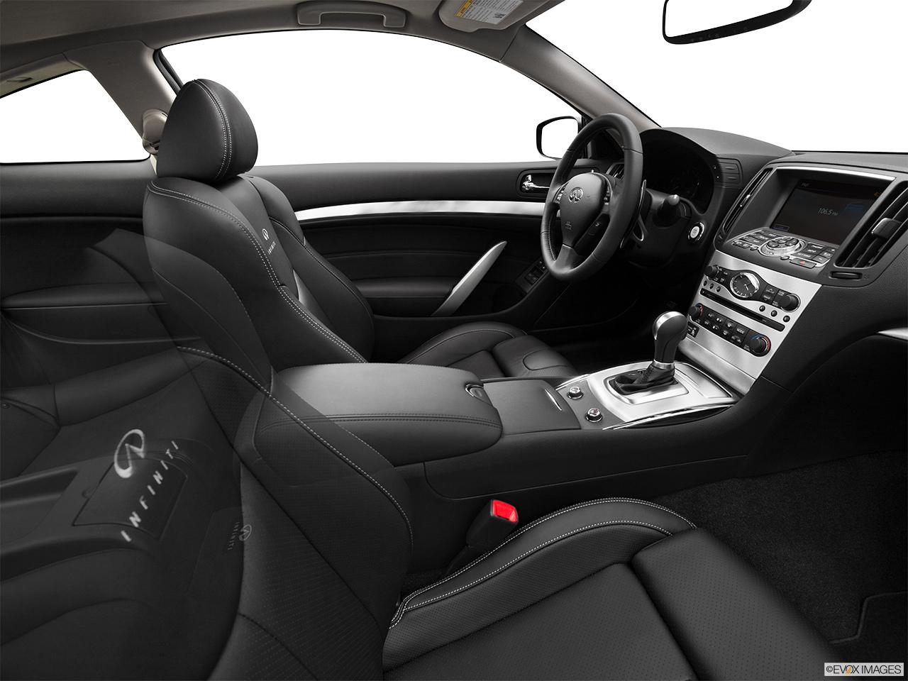Infiniti G37 Coupe >> 2013 Infiniti G37xS: Regular Car Reviews : cars
