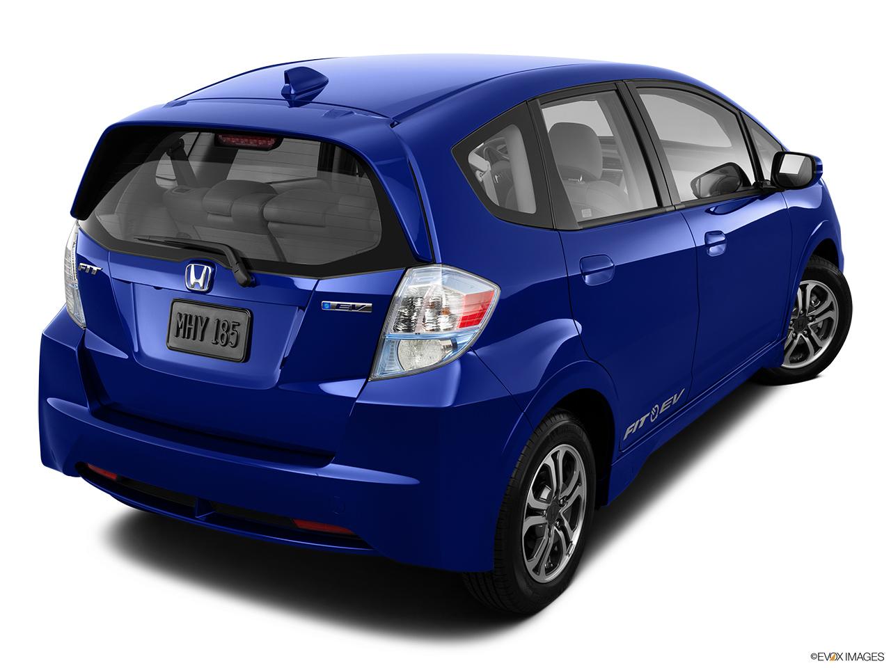 2014 honda fit ev 5dr hatchback for Honda fit ev