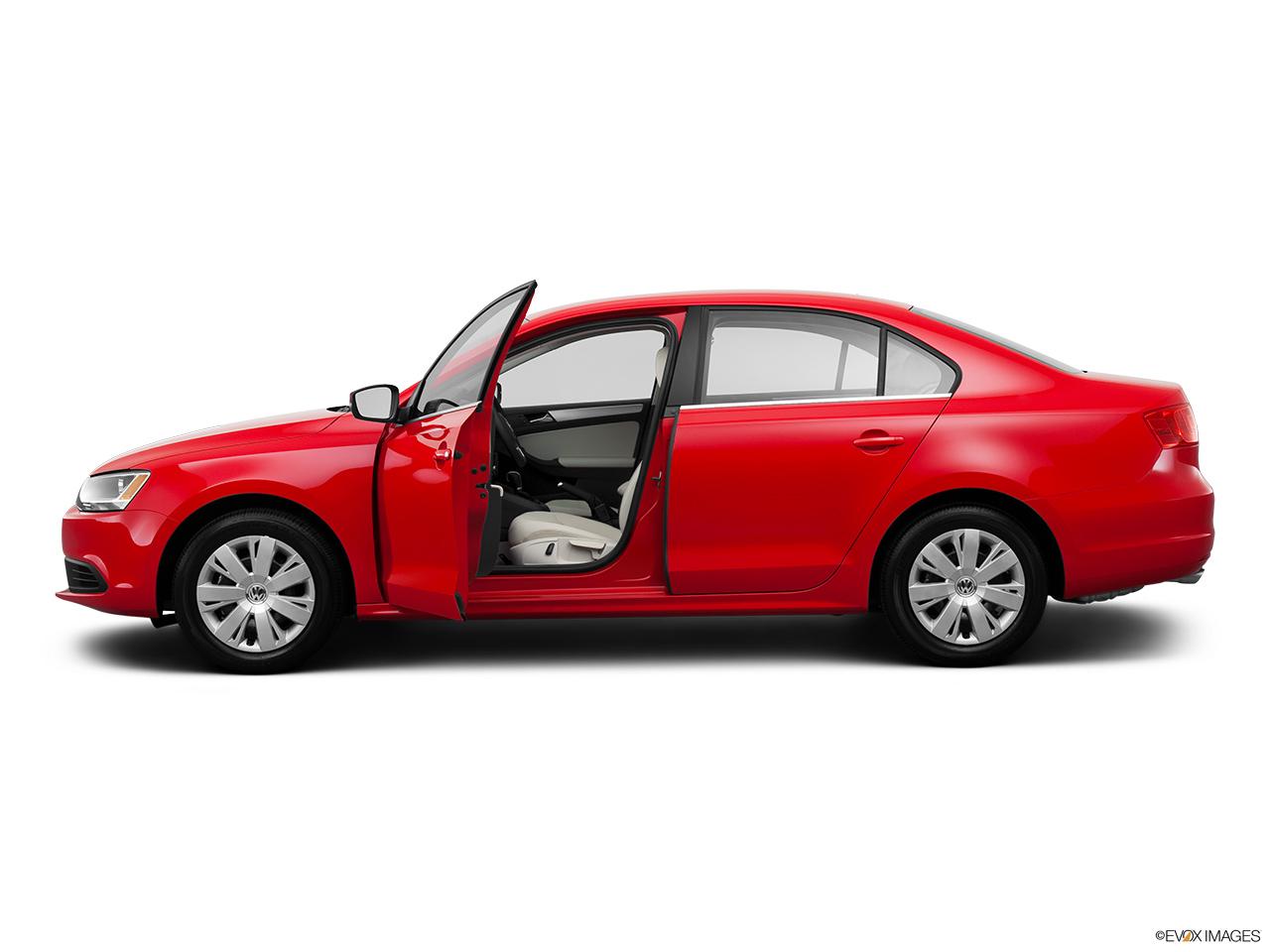2015 Volkswagen Jetta Sedan 4 Door Auto 1 8t Se Driver S
