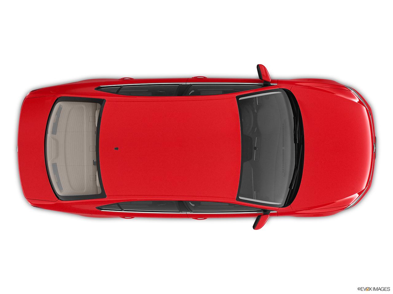 2015 Volkswagen Jetta Sedan 4 Door Manual 2.0L TDI S - Overhead