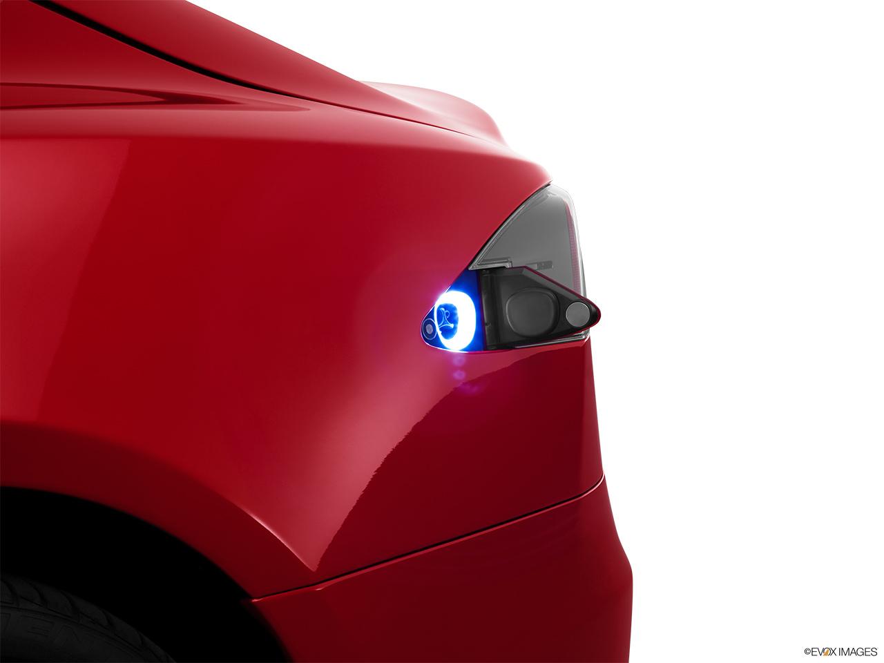 2015 Tesla Model S Awd 70d Sedan Exterior Bonus Shots