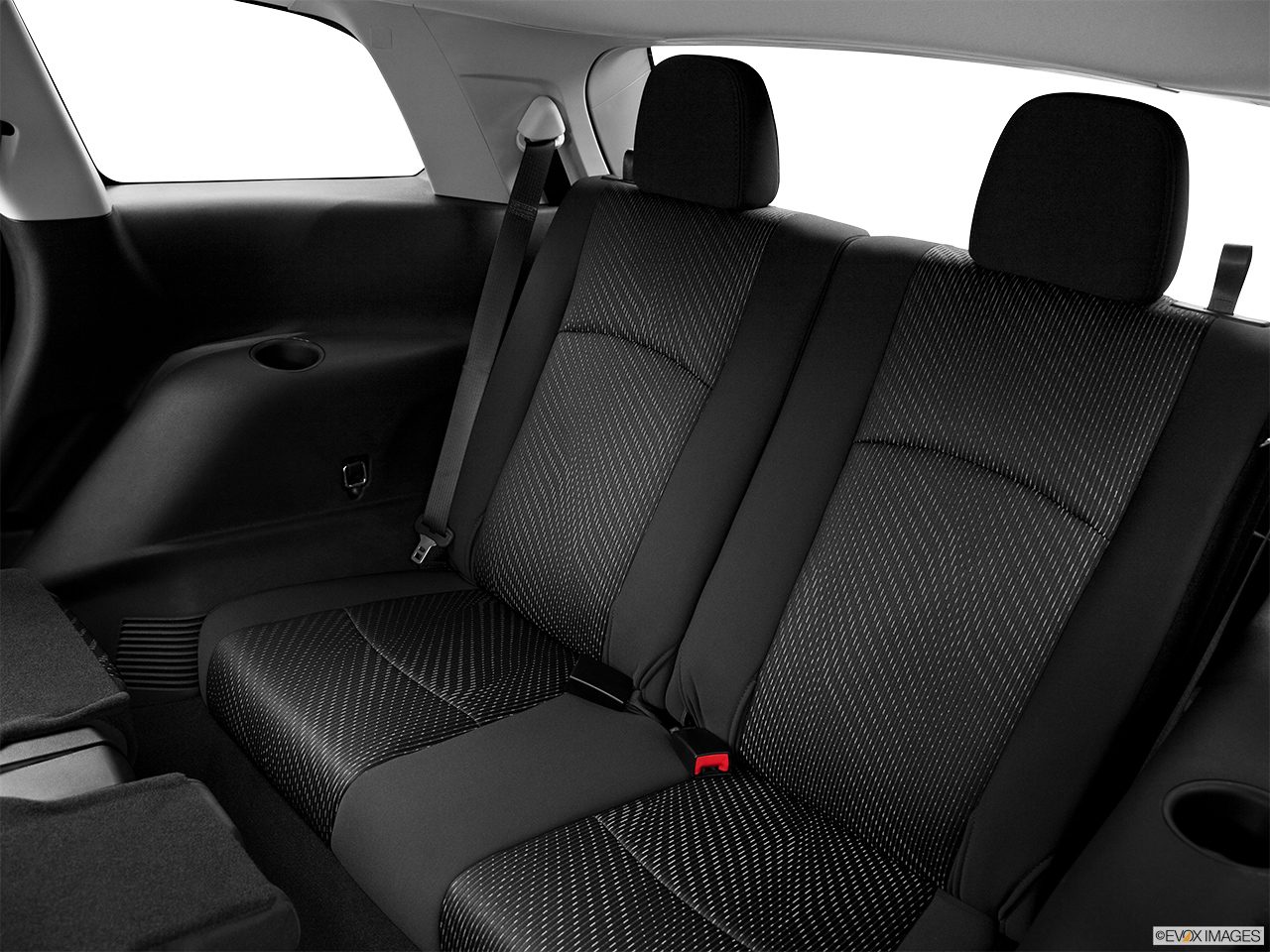2015 Dodge Journey AWD 4 Door SXT   3rd Row Seat From Driver Side
