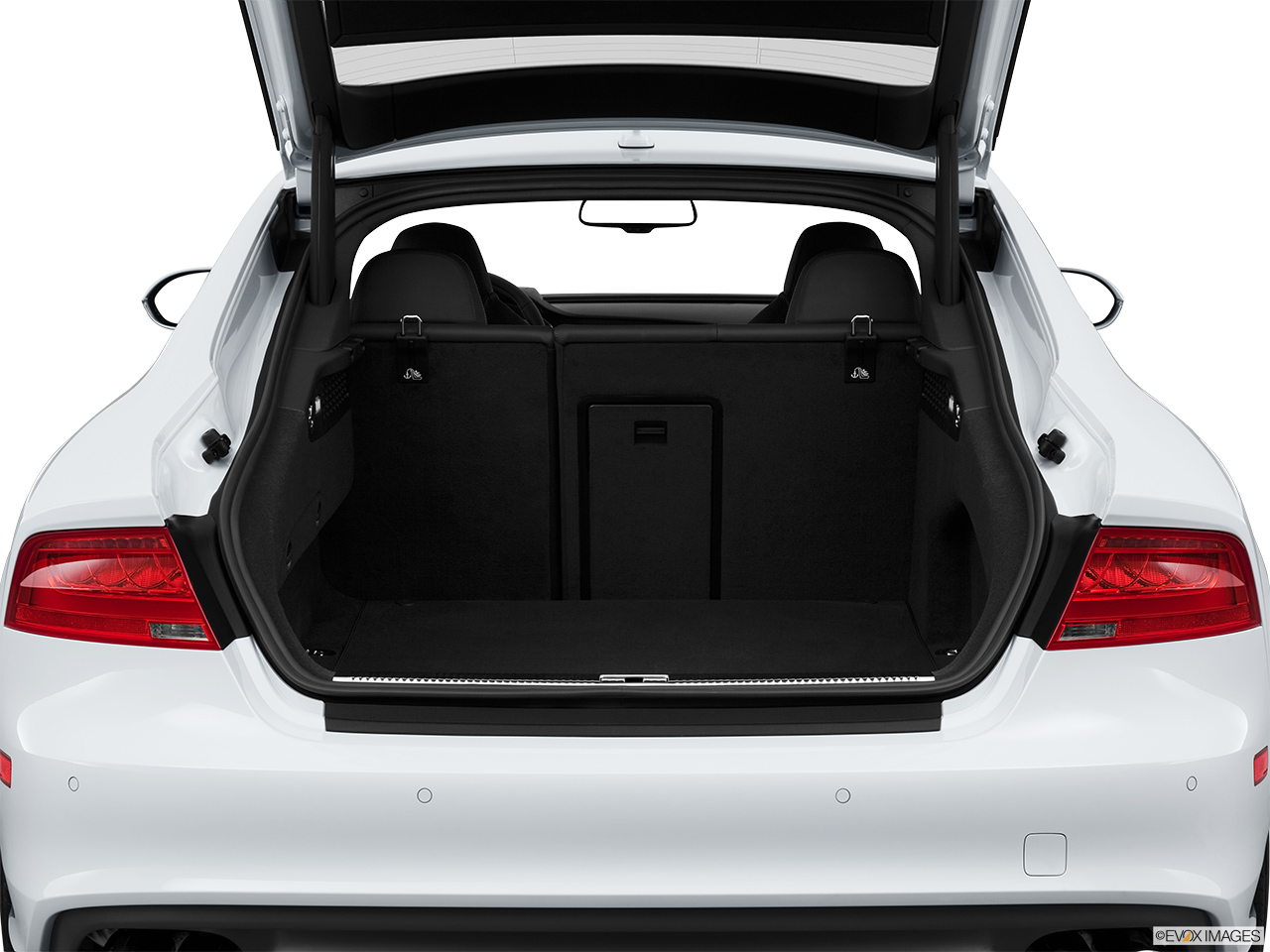 2015 Audi S7 Hatchback Trunk Open
