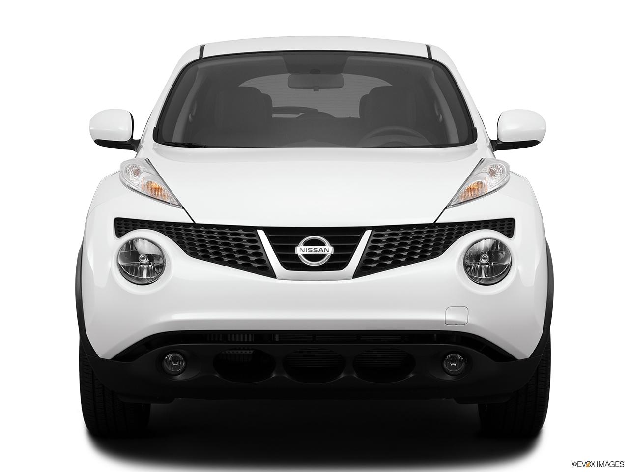 2015 Nissan Juke 5 Door Cvt Sl Fwd Wagon Low Wide Front