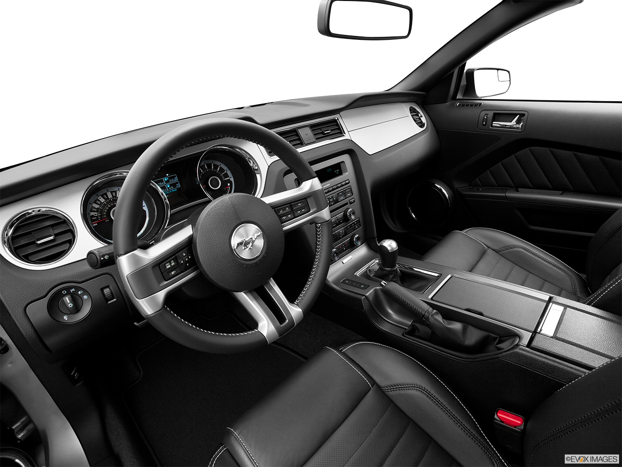 2014 ford mustang convertible shelby gt500 interior hero drivers side
