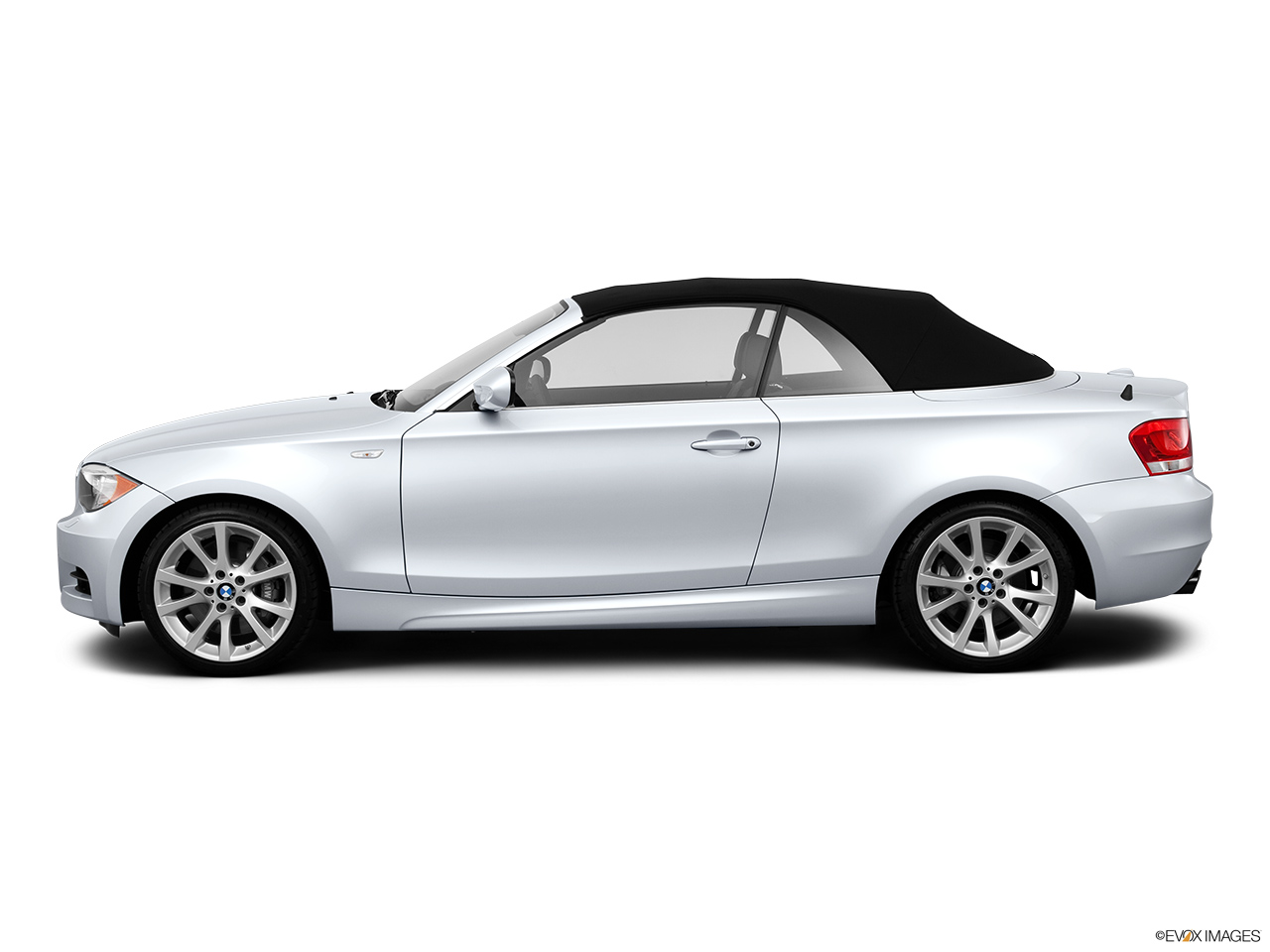 black bmw convertible 2013. 2013 bmw 1 series convertible 135is drivers side profile top up convertibles black bmw