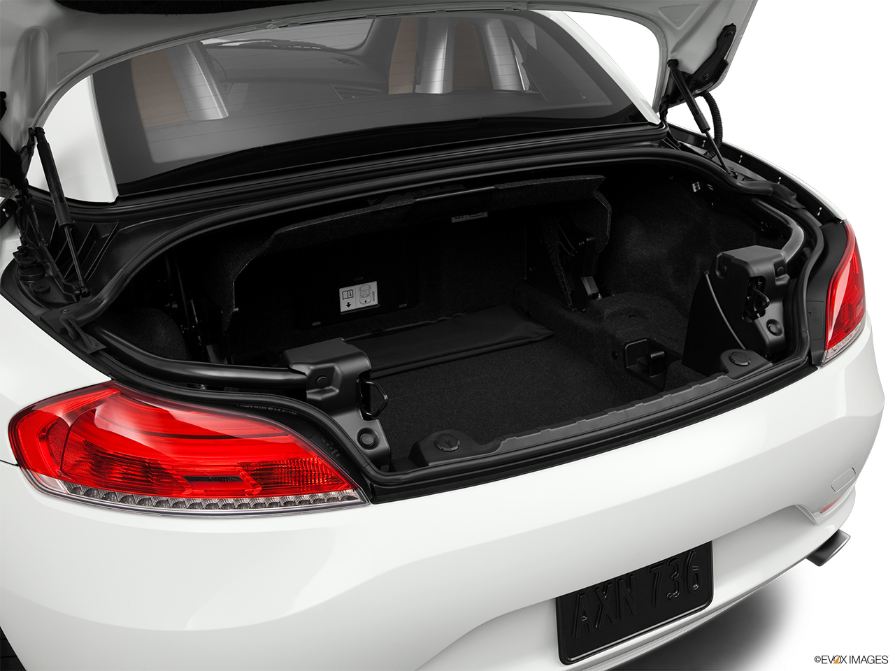 2015 Bmw Z4 Roadster 35i Trunk Open