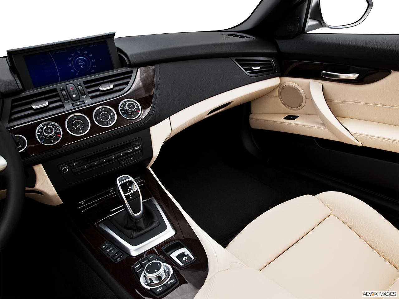 2015 Bmw Z4 Roadster 35i Center Console Passenger Side