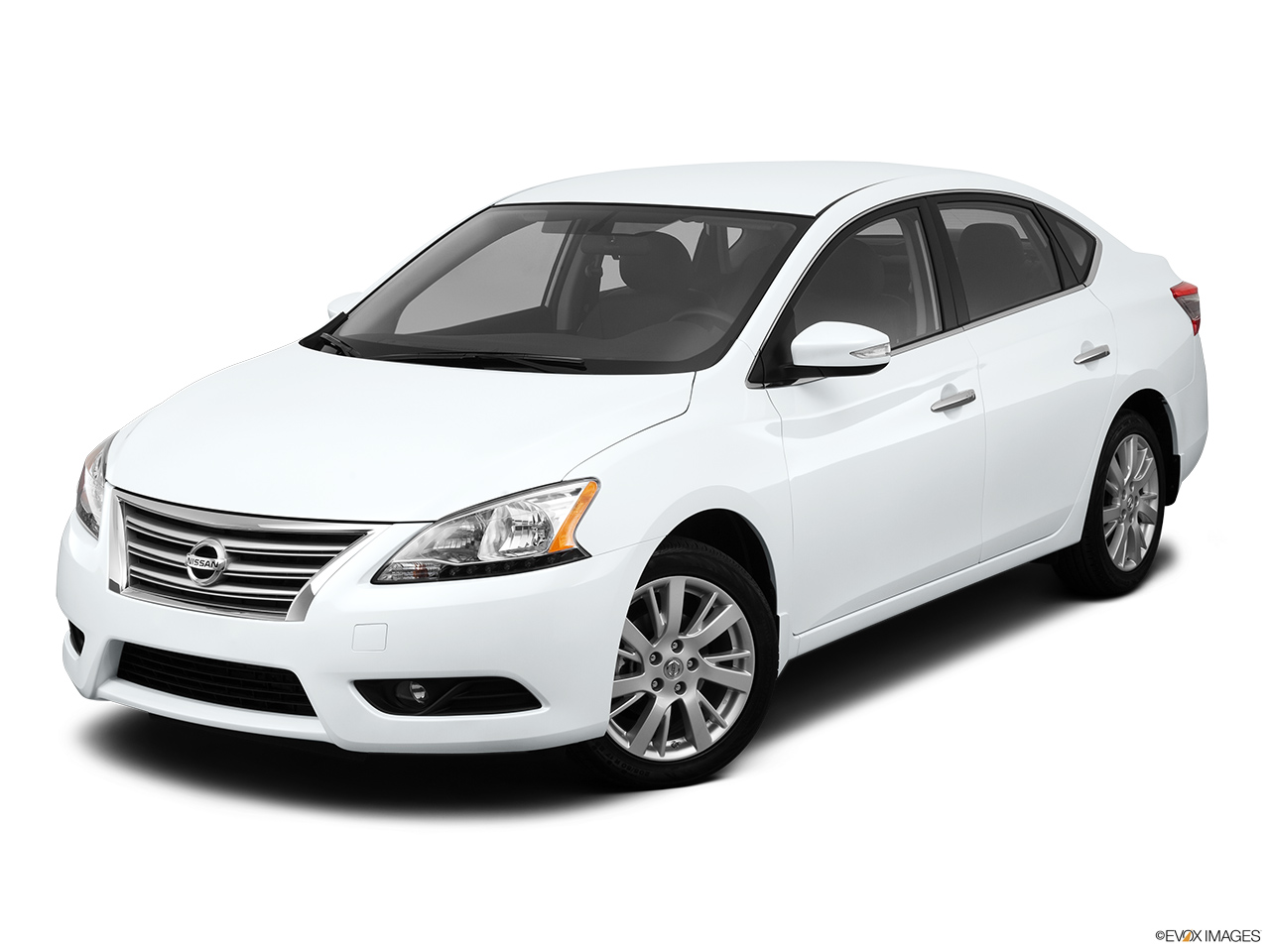 2014 nissan sentra sedan i4 cvt sl. Black Bedroom Furniture Sets. Home Design Ideas