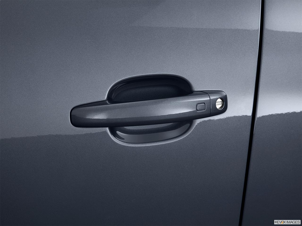 2014 Audi Q5 Quattro 2 0t Premium Drivers Side Door Handle