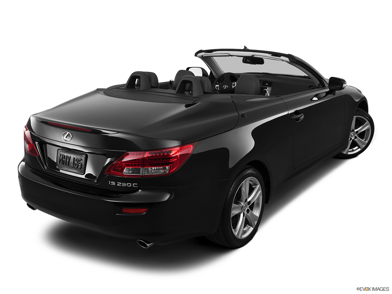 2015 lexus is 250c convertible - front angle view 2015 lexus is