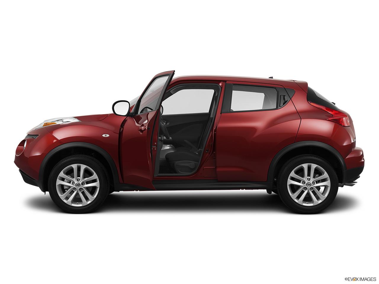 2015 Nissan Juke 5 Door Cvt S Fwd Wagon Driver S Side