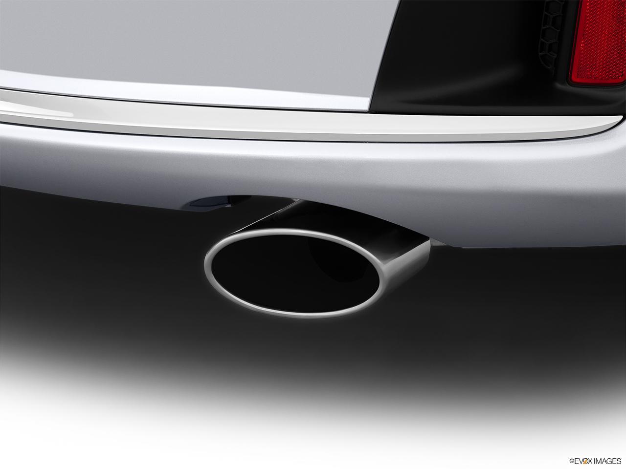 2014 Honda Accord Coupe 2 Door I4 CVT EX-L - Chrome tip
